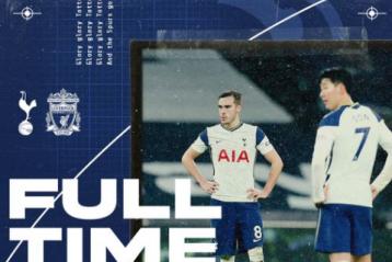 [프리미어리그] 리버풀, 토트넘에 3:1 완승 손흥민 VAR 득점 취소